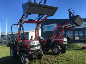 DISTRIBUTEUR TRACTEUR FIELDTRAC CANTAL